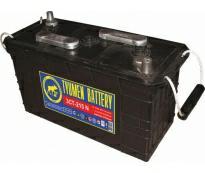 Аккумулятор 3ст - 215 (Тюмень) L пп