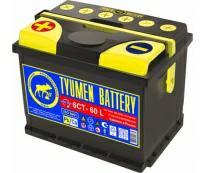 Аккумулятор 6ст - 60 (Тюмень) L  - оп