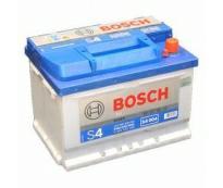 Аккумулятор 6ст - 60 (Bosch) S4 Silver низкий    560 409 054 - оп