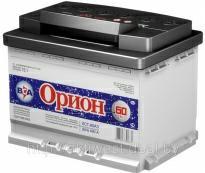 "Аккумулятор 6ст - 60 (Свирск ""АкТех"") А3  ВСА Орион"
