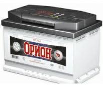 "Аккумулятор 6ст - 75 (Свирск ""АкТех"") А3  ВСА Орион"