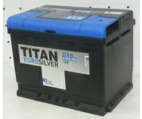 "Аккумулятор 6ст - 61 Titan Euro Silver - оп (Нижний Новгород ""Titan"")"