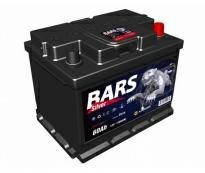 Аккумулятор 6ст - 60 АПЗ (Bars Silver)  - пп
