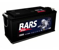 Аккумулятор 6ст - 190 АПЗ (Bars Silver)  болт