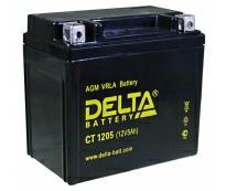 Аккумулятор 6мтс - 5 (Delta CT 1205) 504 012 003  /YTX5L-BS/