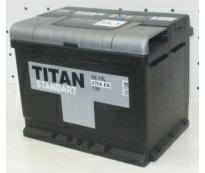 """Аккумулятор 6ст - 55 Titan Standart (Нижний Новгород """"Titan"""") пп"""