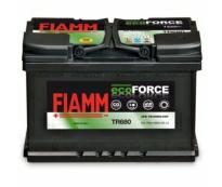 Аккумулятор 6ст - 70 (Fiamm) серия Ecoforce AGM  - oп