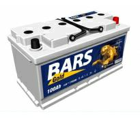 Аккумулятор 6ст - 100 АПЗ (Bars Gold)  - оп