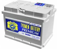 Аккумулятор 6ст - 60 (Тюмень) LA Premium низк. - оп