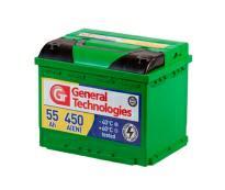 Аккумулятор 6ст - 55 General Technologies (Курск) - пп