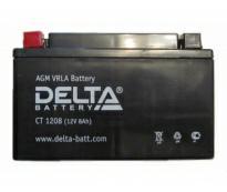Аккумулятор 6мтс - 8 (Delta CT 1208) YT7B-BS/YT9B-BS