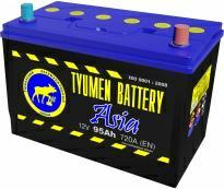 Аккумулятор 6ст - 95 (Тюмень) ASIA  - пп