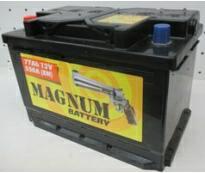 Аккумулятор 6ст - 77 (Magnum)   - пп