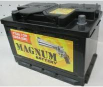 Аккумулятор 6ст - 77 (Magnum)   - оп