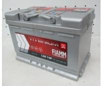 Аккумулятор 6ст - 74 (Fiamm) серия Titanium Pro пп