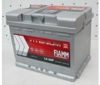 Аккумулятор 6ст - 60 (Fiamm) серия Titanium Pro пп