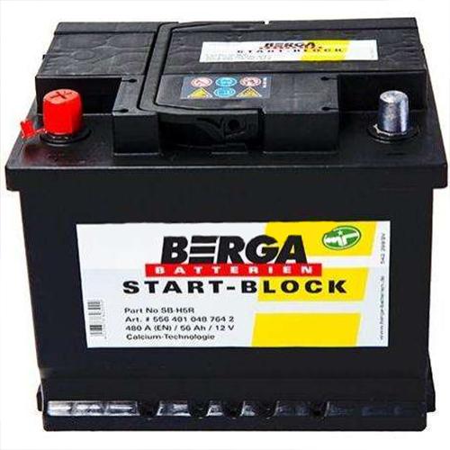 BERGA 5564000487642