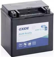Exide AGM12-16