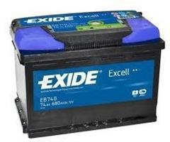 Exide _EB740