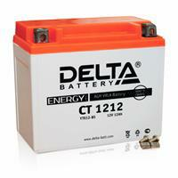 DELTA BATTERY CT1212