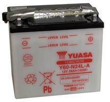 Yuasa Y60-N24L-A