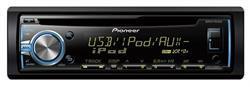 Проигрыватель cd, mp3, 4х50вт, usb Pioneer DEH-X3800UI