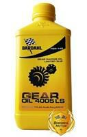 Gear Oil 4005 LS Bardahl 426039