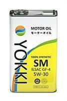 SM ILSAC GF-4 Yokki YFS530SM-1
