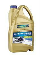 Snowmobiles 4-Takt Fullsynth Ravenol 4014835728097
