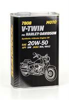 V-TWIN for Harley-Davidson Mannol ML10228