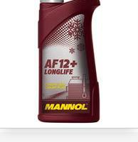 Longlife Antifreeze AF12+ Mannol 4036021157665