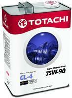 Super Hypoid Gear GL-4 Totachi 4562374692220