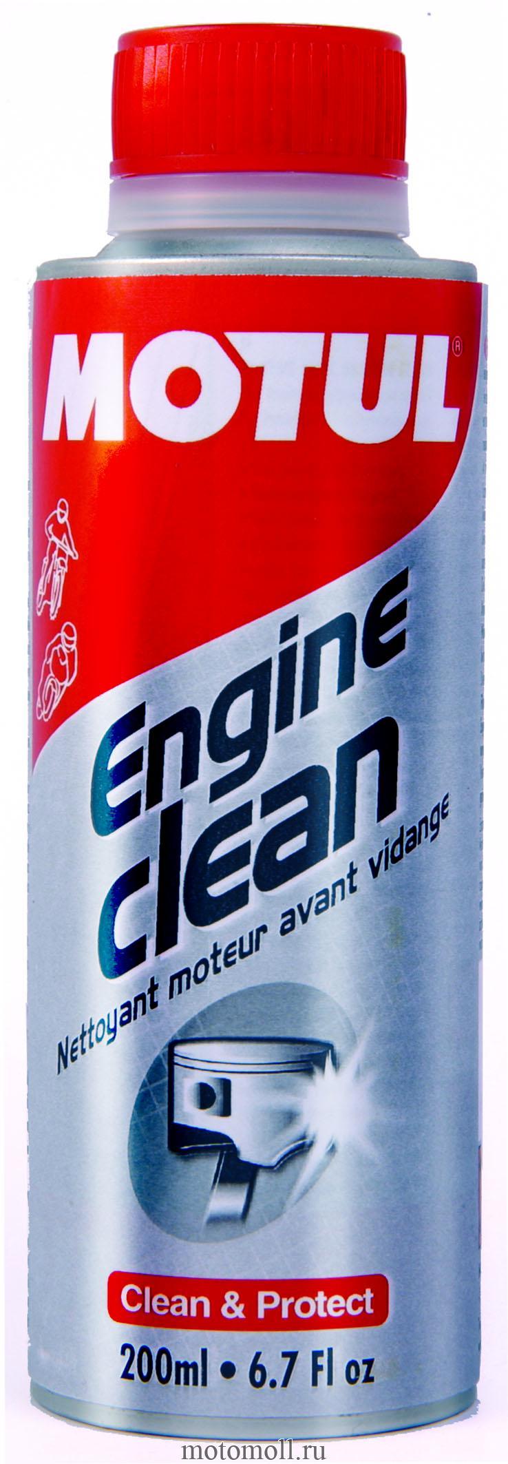Очистители масляной системы Motul 102177