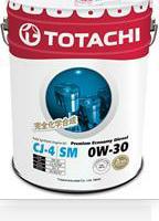 Premium Economy Diesel Fully Synthetic CJ-4/SM Totachi 4562374690813