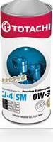 Premium Economy Diesel Fully Synthetic CJ-4/SM Totachi 4562374690783