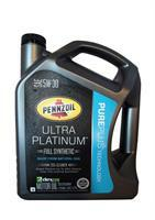 Ultra Platinum Full Synthetic Motor Oil (Pure Plus Technology) Pennzoil 071611008143