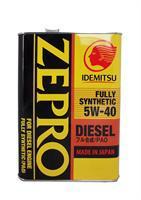 Zepro Diesel Idemitsu 2863-004