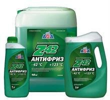 Антифриз зеленый 5л