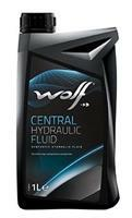 CENTRAL HYDRAULIC FLUID Wolf oil