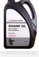 ENGINE OIL Mitsubishi MZ 320362