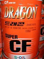 Dragon Super Diesel CF S-Oil DCF10W30_20