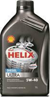 Helix Diesel Ultra Shell Helix Diesel Ultra 5W-40 1L