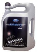 Formula F Fuel Economy HC Ford 155D3A
