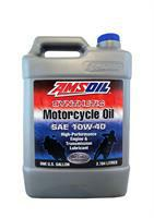 Synthetic Motorcycle Oil Amsoil MCF1G
