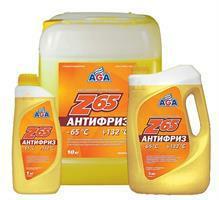 """Жидкость охлаждающая 0.946л. """"Z65"""", жёлтая"""