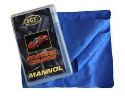 Платок замшевый Mannol 4036021981109