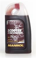 2-Takt Scooter Premium Mannol HL10230