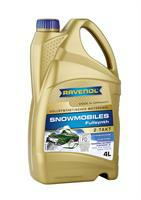 Snowmobils Fullsynth. 2-Takt Ravenol 4014835727991