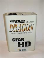 Gear HD S-Oil DHD80W90_04