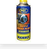 BRAKE FLUID Mannol 4036021889405